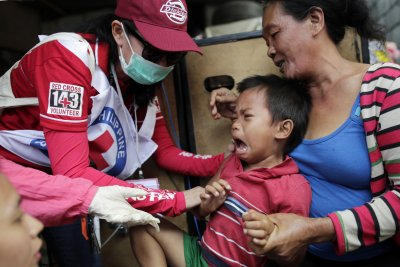 Measles outbreak in Philippines passes 8,000 cases