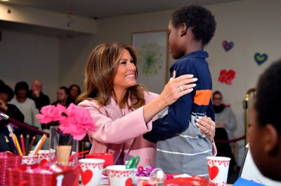 Melania Trump embarks on 3-state tour focused on children's well-being