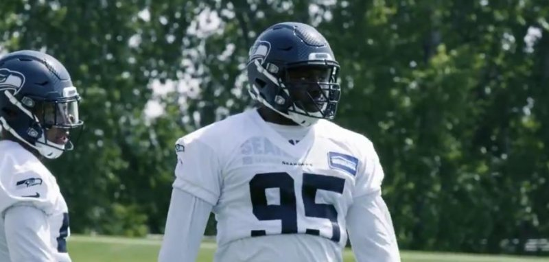 new concept da4d9 97c1d Seattle Seahawks first-round pick L.J. Collier has high ...