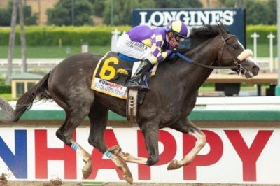 Almond Eye, Authentic are upset in weekend horse racing
