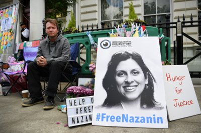British-Iranian woman targeted by Iran's government could be headed back to prison