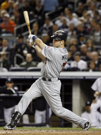 Mauer leads All-Star Game vote-getters