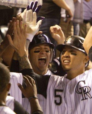 MLB: San Diego 6, Colorado 4