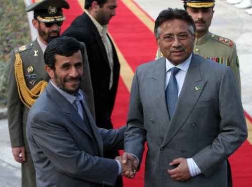 Court documents: Musharraf suffering from artery blockage, stress