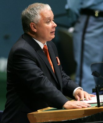 President criticizes Polish foreign policy