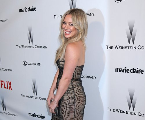 Watch Hilary Duff go on Tinder dates in new 'Sparks' music video