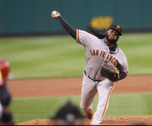 Johnny Cueto, San Francisco Giants grind past St. Louis Cardinals
