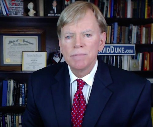 David Duke announces run for U.S. Senate