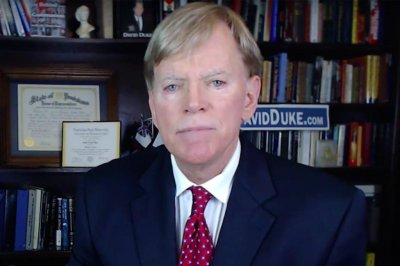 David Duke announces run for U.S. Senate