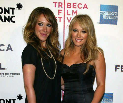 Haylie Duff on Hilary dating Jason Walsh: 'I think she's really happy'