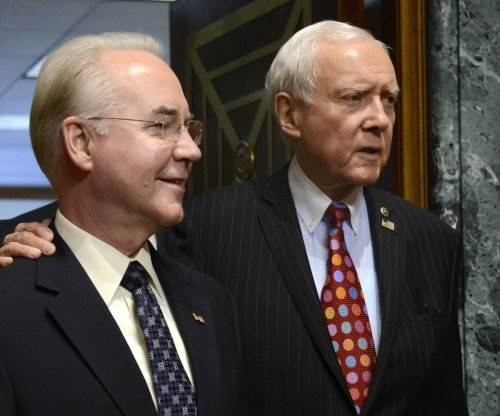 GOP pushes through Sessions, Mnuchin, Price Cabinet nominations