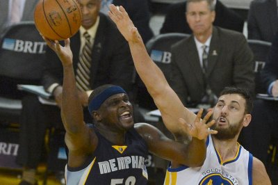 Zach Randolph's No. 50 to be retired by Memphis Grizzlies