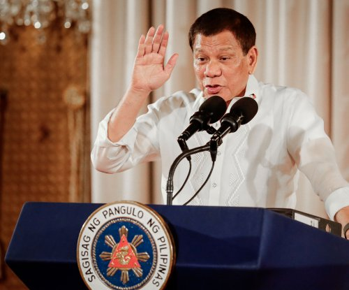 Duterte calls police killing of 32 in Philippines drug raids 'good'