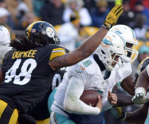 Pittsburgh Steelers LB Bud Dupree questionable for opener