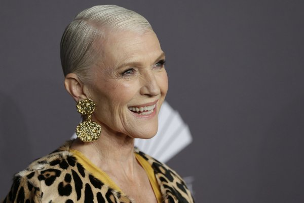 69-Year-Old Maye Musk: The New Covergirl