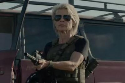'Terminator: Dark Fate': Linda Hamilton is back in new trailer