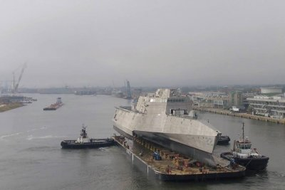 Littoral combat ship USS Kansas City finishes acceptance trials