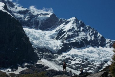 Glaciers in New Zealand's Southern Alps more than half-gone