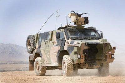 Japan orders Australian armored vehicles