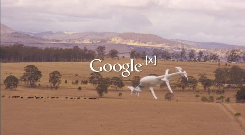 Google completes first phase of testing drone delivery system