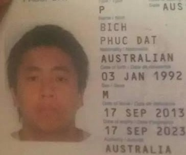 Australian man's 'Phuc Dat Bich' name revealed as hoax