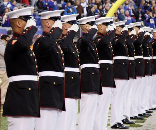Pentagon investigating nude photos on Marines Facebook group