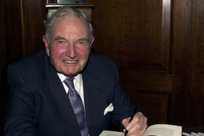 Banker, philanthropist David Rockefeller dies at 101