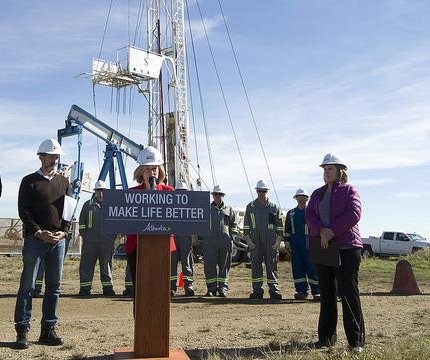 Oil and gas well cleanup may create jobs in Alberta