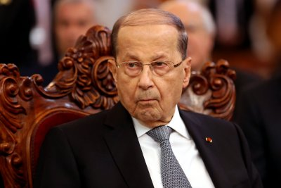 Lebanese president: Israeli airspace breach an 'attack on our sovereignty'