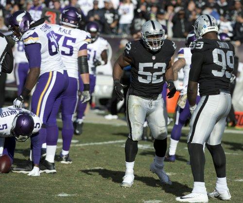 Oakland Raiders' Jon Gruden: Khalil Mack's contract is top priority