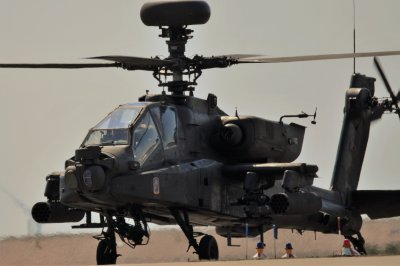 Boeing, Lockheed contracted for Apache work, Hellfire missiles for Saudi Arabia