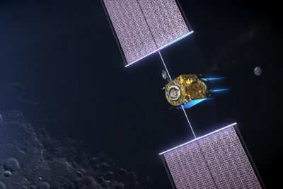 NASA awards lunar orbiter propulsion system contract to Maxar