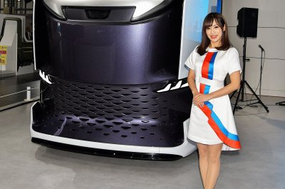 EVs, futuristic concepts make splash at Tokyo Motor Show