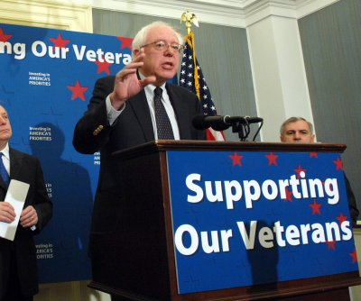 Sanders unveils $62B plan to expand Veterans Affairs Dept.