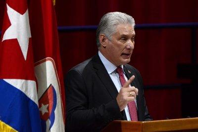 Miguel Diaz-Canel becomes 1st non-Castro Cuban leader in 6 decades