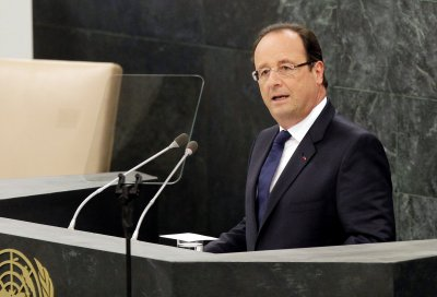 Hollande is not welcome in the Knesset after snubbing it for students
