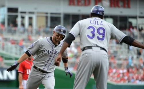 MLB: Colorado 9, San Francisco 8