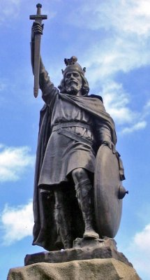 Remains in England may be those of King Alfred the Great