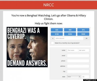 Boehner dodges criticism on NRCC Benghazi fundraising