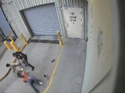 Unarmed and handcuffed man shot and killed by El Paso police while in custody