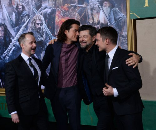 'The Hobbit: The Battle of Five Armies' premiers in Los Angeles