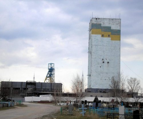 Deadly blast at Ukraine coal mine kills 1, dozens trapped