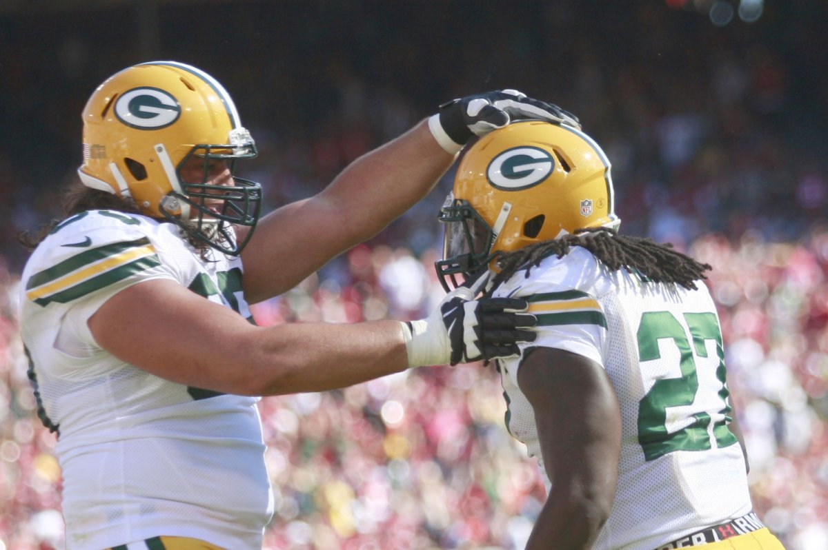 Green Bay Packers LT David Bakhtiari agree to $51 6M extension