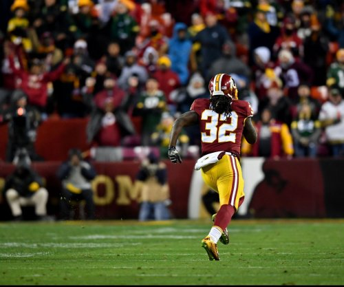 Washington Redskins' Rob Kelley had knee surgery
