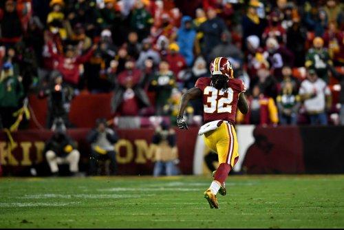 Washington Redskins' Rob Kelley had knee surgery