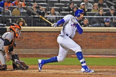 New York Mets rally to beat San Francisco Giants in ninth