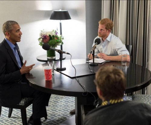 Prince Harry, Barack Obama share laughs in interview preview