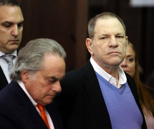 Harvey Weinstein charged with felony rape, criminal sex act involving 2 women