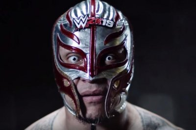 Rey Mysterio returns as a playable character in 'WWE 2K19'