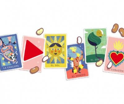 Google celebrates card game Loteria with new interactive Doodle